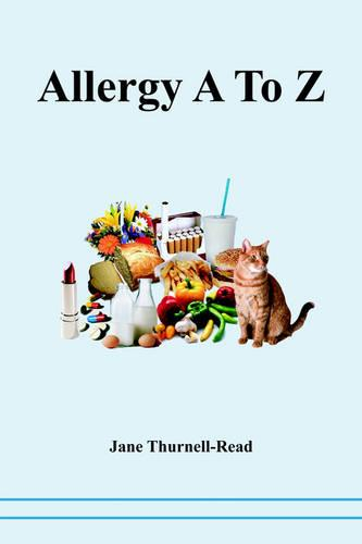 Allergy A to Z (Paperback)