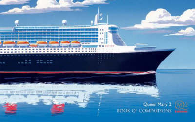 """Books of Comparisons: """"Queen Mary 2"""" (Hardback)"""