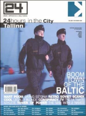 24 Hours in the City - Tallinn (Paperback)