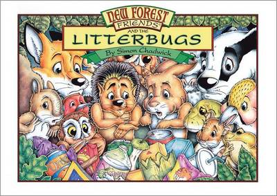 New Forest Friends and the Litterbugs - New Forest Friends 1 (Paperback)