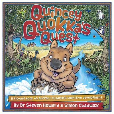 Quincey Quokka's Quest (Paperback)