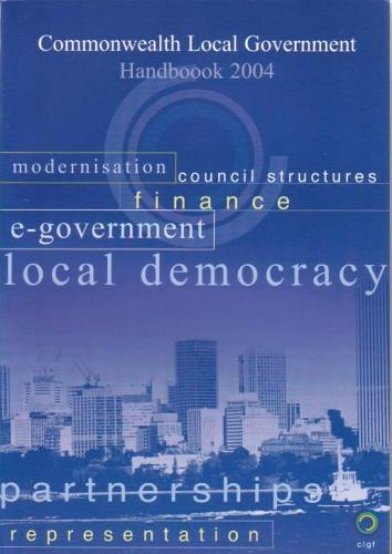 Commonwealth Local Government Handbook 2004 (Paperback)