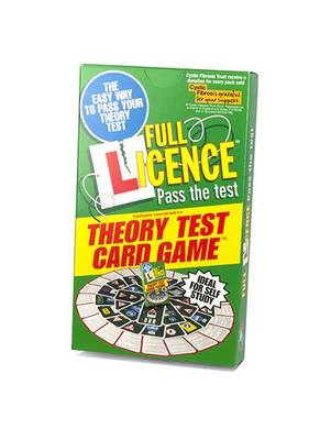 Full Licence, Pass the Test: UK Edition: Theory Test Cards