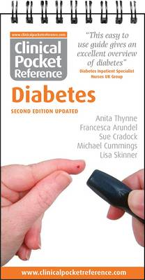 Clinical Pocket Reference: Diabetes (Spiral bound)