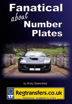 Fanatical About Number Plates (Hardback)