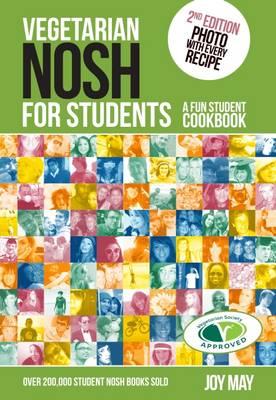 Vegetarian Nosh for Students: A Fun Student Cookbook (Paperback)