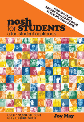 Nosh for Students: A Fun Student Cookbook (Paperback)