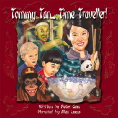 Tommy Tan... Time Traveller (CD-Audio)