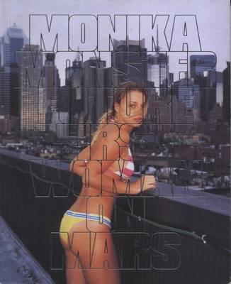 Monika Monster, Future First Woman on Mars (Paperback)