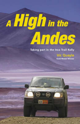 A High in the Andes (Hardback)