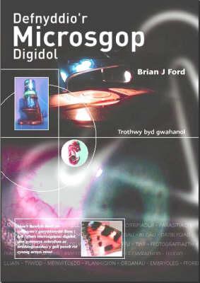 Defnyddio'r Microsgop Digidol (Paperback)