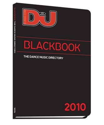 DJ Blackbook 2010: The DJ Contact Directory (Paperback)