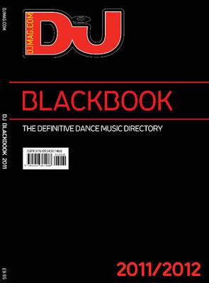 DJ Blackbook 2011/2012: The Definitive Dance Music Directory (Paperback)