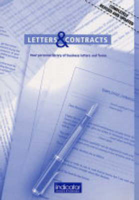 Letters & Contracts: Your Personal Library of Business Letters and Forms (Paperback)