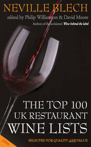 The Top 100 UK Restaurant Wine Lists (Paperback)