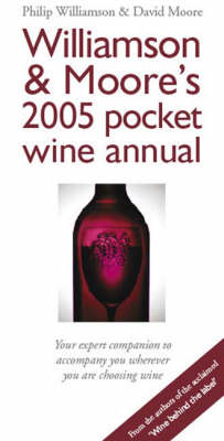Williamson Moore Pocket Wine Annual 2005 (Paperback)