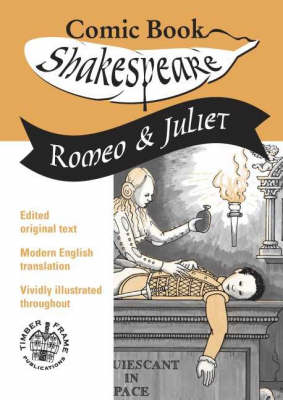Romeo and Juliet - Comic Book Shakespeare (Paperback)