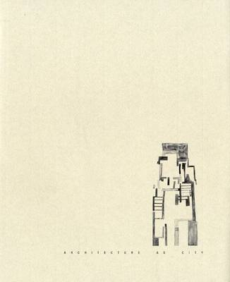 Architecture as City (Paperback)