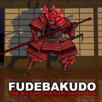 Fudebakudo: The Way of the Exploding Pen (Paperback)