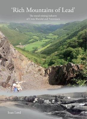 Rich Mountains of Lead: The metal mining industry of Cwm Rheidol and Ystumtuen (Hardback)