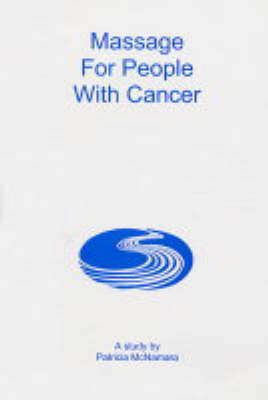 Massage for People with Cancer (Hardback)