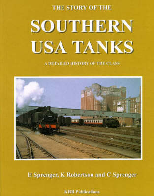 Story of the Southern USA Tanks (Paperback)
