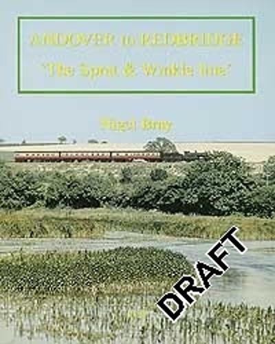 Andover to Redbridge: The 'Sprat and Winkle Line' (Paperback)