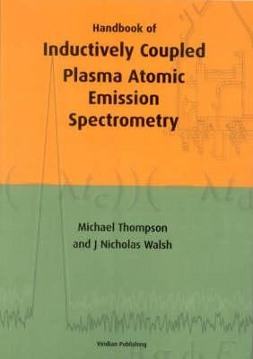 Inductively Coupled Plasma Atomic Emission Spectometry - Viridian Handbooks S. (Paperback)