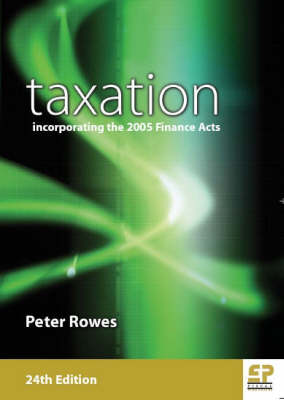 Taxation 2005: Incorporating Finance Acts (Paperback)