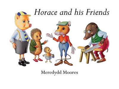 Horace and His Friends (Paperback)