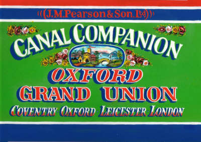 Pearson's Canal Companion to the Oxford & Grand Union Canals (Paperback)