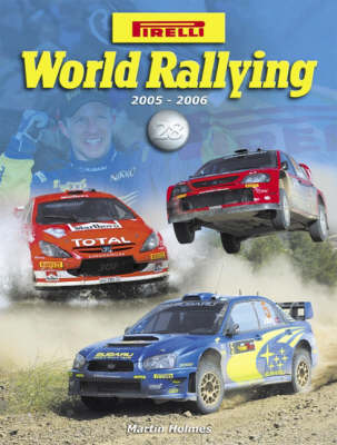 Pirelli World Rallying 2005-2006 (Hardback)