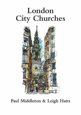London City Churches (Paperback)