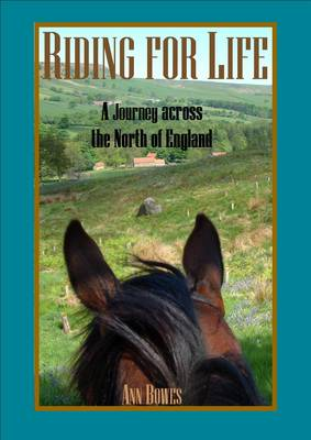 Riding for Life: A Journey Across the North of England (Hardback)