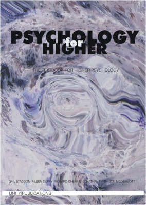 Psychology for Higher: The Textbook for Psychology (Paperback)