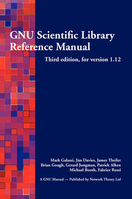 GNU Scientific Library Reference Manual (Paperback)