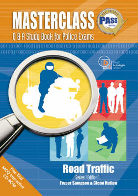 Masterclass Q and A Study Book for Police Exams: Road Policing (Paperback)