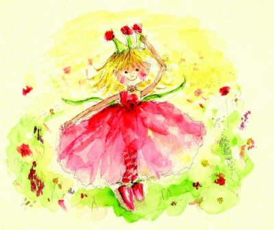 Princess Poppy: Saffron's Wedding (Paperback)