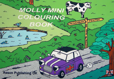 Molly Mini Colouring Book - Molly Mini S. (Paperback)