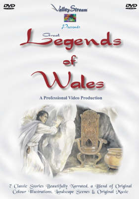 Great Legends of Wales (DVD)