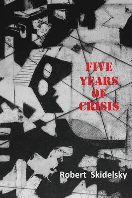 Five Years of Economic Crisis (Paperback)