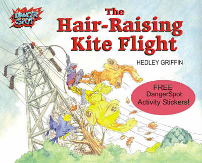 The Hair-Raising Kite Flight (Paperback)