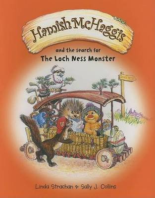 Hamish McHaggis: and the Search for the Loch Ness Monster (Paperback)