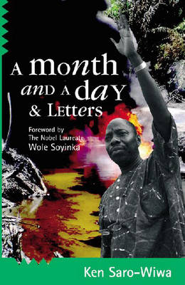 A Month And A Day: & Letters (Paperback)