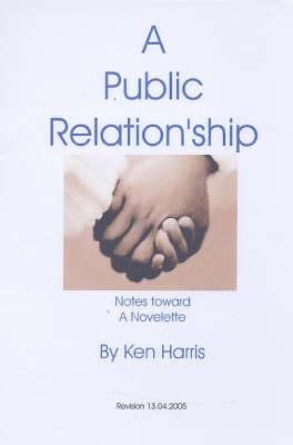 A Public Relationship, Notes Toward a Novelette (Paperback)