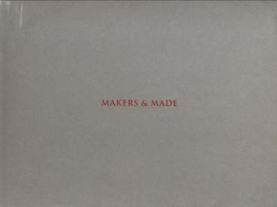 Antony Gormley: Makers and Made, Asian Field Photographed by Zhang Haier (Paperback)