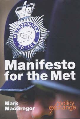 Manifesto for the Met (Paperback)