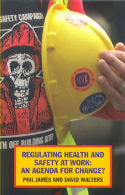 Regulating Health and Safety at Work: An Agenda for Change? (Paperback)