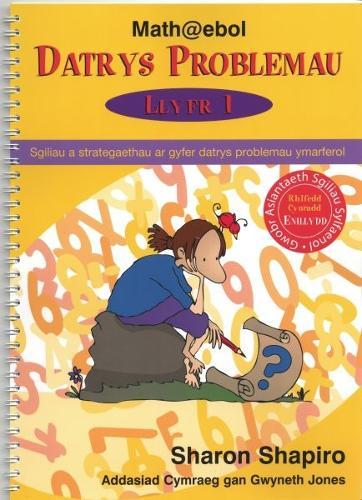 Math@ebol: Datrys Problemau 1: Math@ebol: Datrys Problemau 1 Llyfr 1 (Paperback)