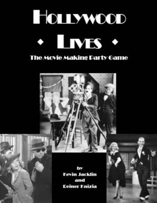 Hollywood Lives: The Movie-making Party Game (Paperback)